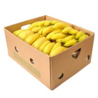 Hel låda Bananer