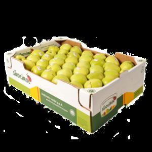 Hel låda Äpplen Delicious